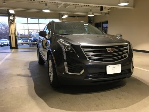 Dark Granite Metallic 2018 Cadillac XT5 AWD