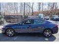 Acura TLX 2.4 Fathom Blue Pearl photo #3