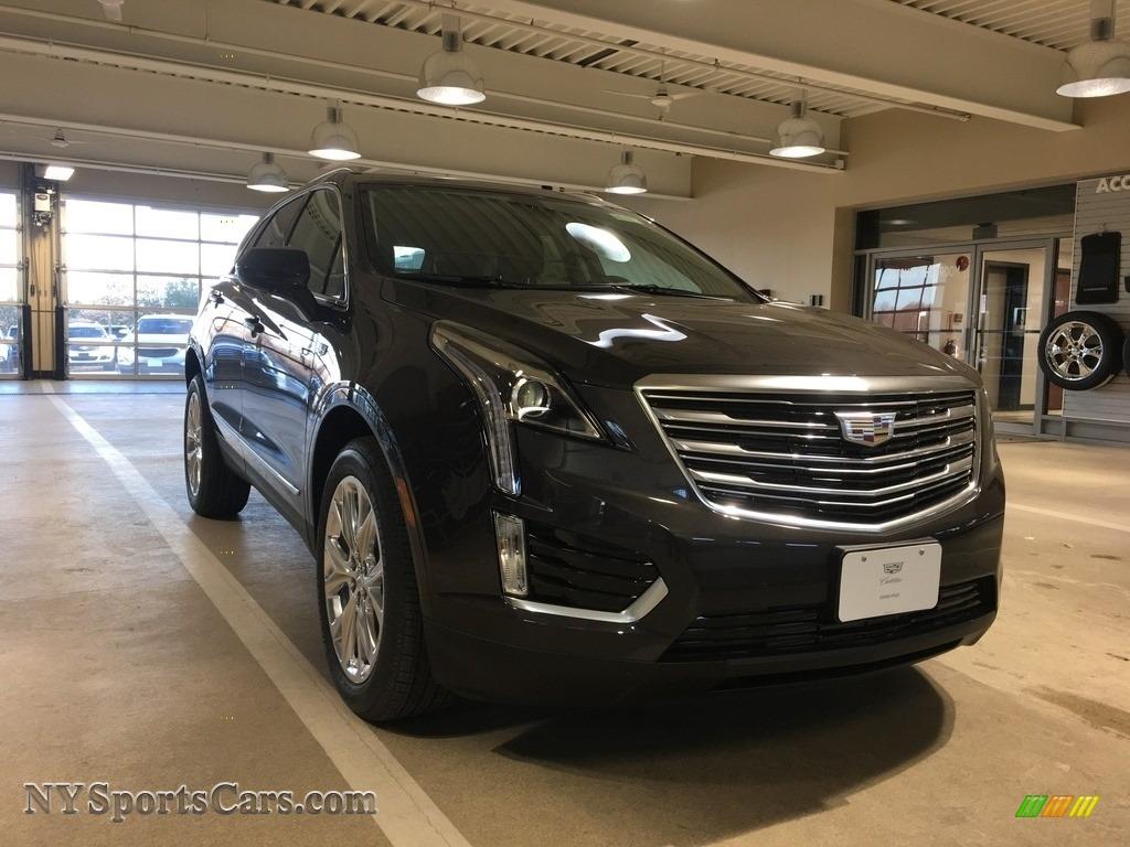 2018 XT5 Luxury AWD - Dark Granite Metallic / Jet Black photo #1