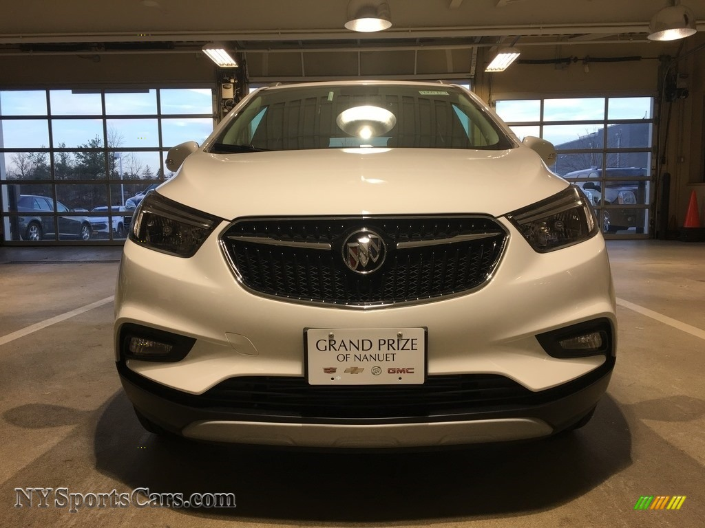 2018 Encore Sport Touring AWD - Summit White / Shale photo #8