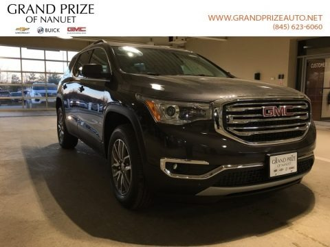 Iridium Metallic 2018 GMC Acadia SLE AWD