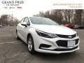Chevrolet Cruze LT Summit White photo #1