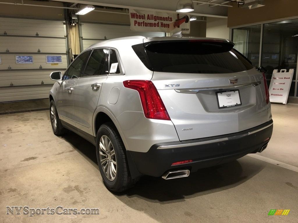 2018 XT5 Luxury AWD - Radiant Silver Metallic / Jet Black photo #4