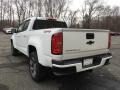 Chevrolet Colorado WT Crew Cab 4x4 Summit White photo #4