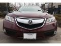 Acura RDX Technology AWD Basque Red Pearl II photo #2