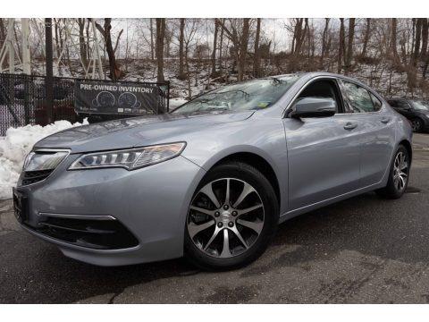Slate Silver Metallic 2015 Acura TLX 2.4