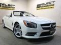 Mercedes-Benz SL 550 Roadster designo Diamond White Metallic photo #13