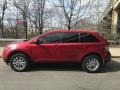 Ford Edge SEL Red Candy Metallic photo #14