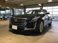 Cadillac CTS 2.0T Luxury AWD Sedan Dark Adriatic Blue Metallic photo #2