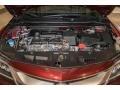 Acura ILX Premium Basque Red Pearl II photo #9