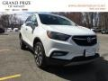 Buick Encore Preferred II AWD Summit White photo #1