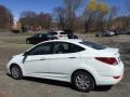 Hyundai Accent GLS 4 Door Century White photo #6
