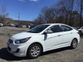 Hyundai Accent GLS 4 Door Century White photo #7
