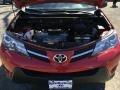 Toyota RAV4 LE Hot Lava photo #28