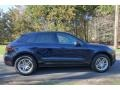 Porsche Macan  Night Blue Metallic photo #7
