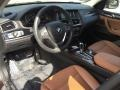 BMW X3 xDrive28i Sparkling Brown Metallic photo #10