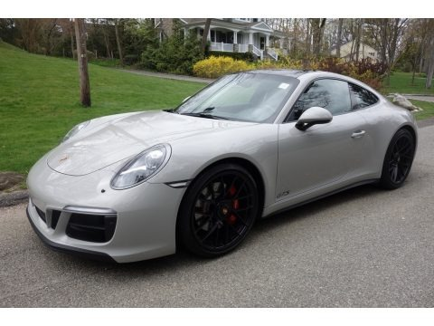 Chalk 2018 Porsche 911 GTS Coupe
