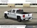 Chevrolet Silverado 1500 Custom Crew Cab 4x4 Summit White photo #3