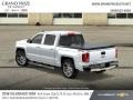 Chevrolet Silverado 1500 LTZ Crew Cab 4x4 Summit White photo #3