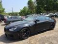 BMW M6 Coupe Black Sapphire Metallic photo #7