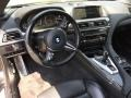 BMW M6 Coupe Black Sapphire Metallic photo #11