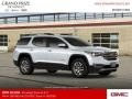 GMC Acadia SLE AWD Quicksilver Metallic photo #4
