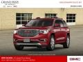 GMC Acadia Denali AWD Crimson Red Tintcoat photo #1