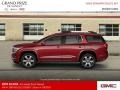 GMC Acadia Denali AWD Crimson Red Tintcoat photo #2