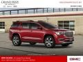 GMC Acadia Denali AWD Crimson Red Tintcoat photo #4