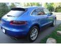 Porsche Macan S Sapphire Blue Metallic photo #6
