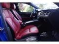 Porsche Macan S Sapphire Blue Metallic photo #17