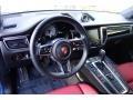 Porsche Macan S Sapphire Blue Metallic photo #19