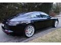 Porsche Panamera Turbo Jet Black Metallic photo #6