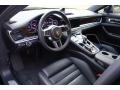 Porsche Panamera Turbo Jet Black Metallic photo #13