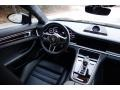 Porsche Panamera Turbo Jet Black Metallic photo #16
