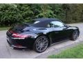 Porsche 911 Carrera 4S Cabriolet Black photo #6