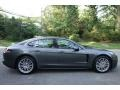 Porsche Panamera 4S Agate Grey Metallic photo #7