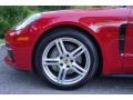Porsche Panamera 4S Carmine Red photo #9