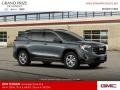 GMC Terrain SLE AWD Graphite Gray Metallic photo #4