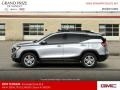 GMC Terrain SLE AWD Quicksilver Metallic photo #2