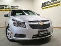 Chevrolet Cruze LS Silver Ice Metallic photo #8