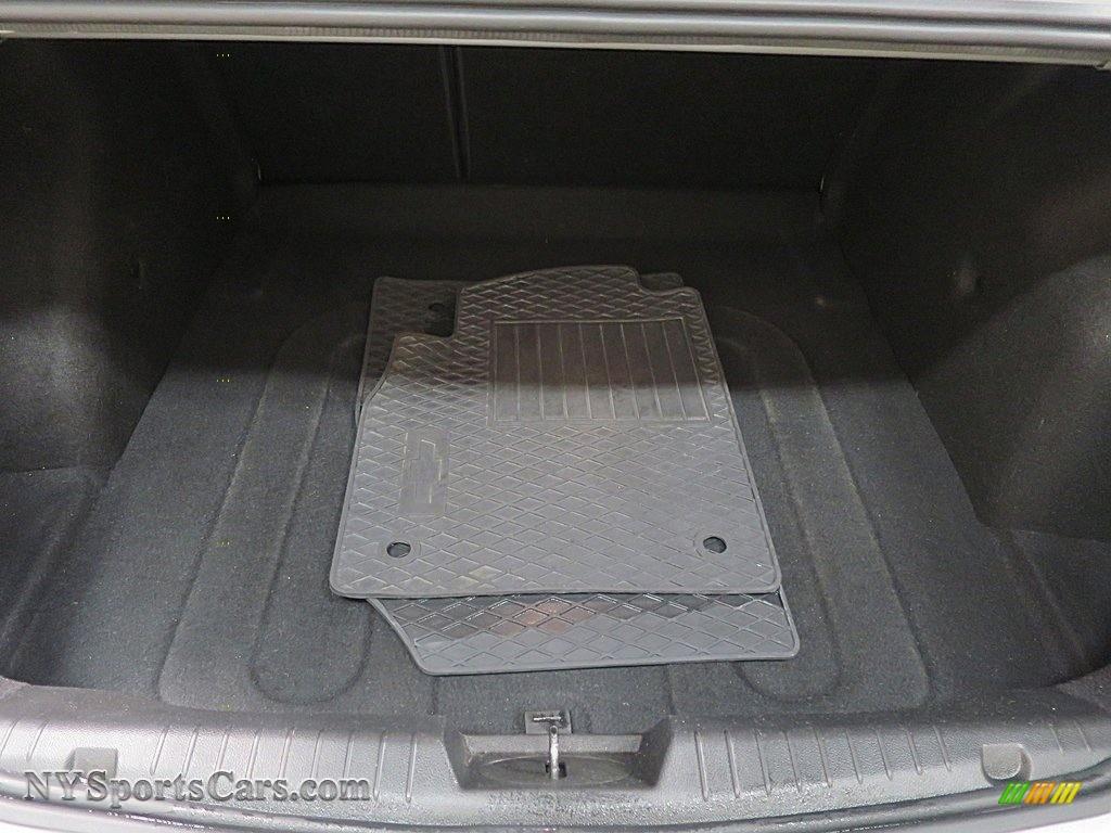 2012 Cruze LS - Silver Ice Metallic / Jet Black/Medium Titanium photo #19