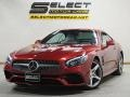 Mercedes-Benz SL 550 Roadster designo Cardinal Red Metallic photo #1