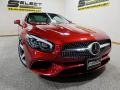 Mercedes-Benz SL 550 Roadster designo Cardinal Red Metallic photo #5