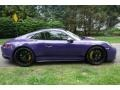 Porsche 911 Carrera GTS Coupe Ultraviolet photo #7