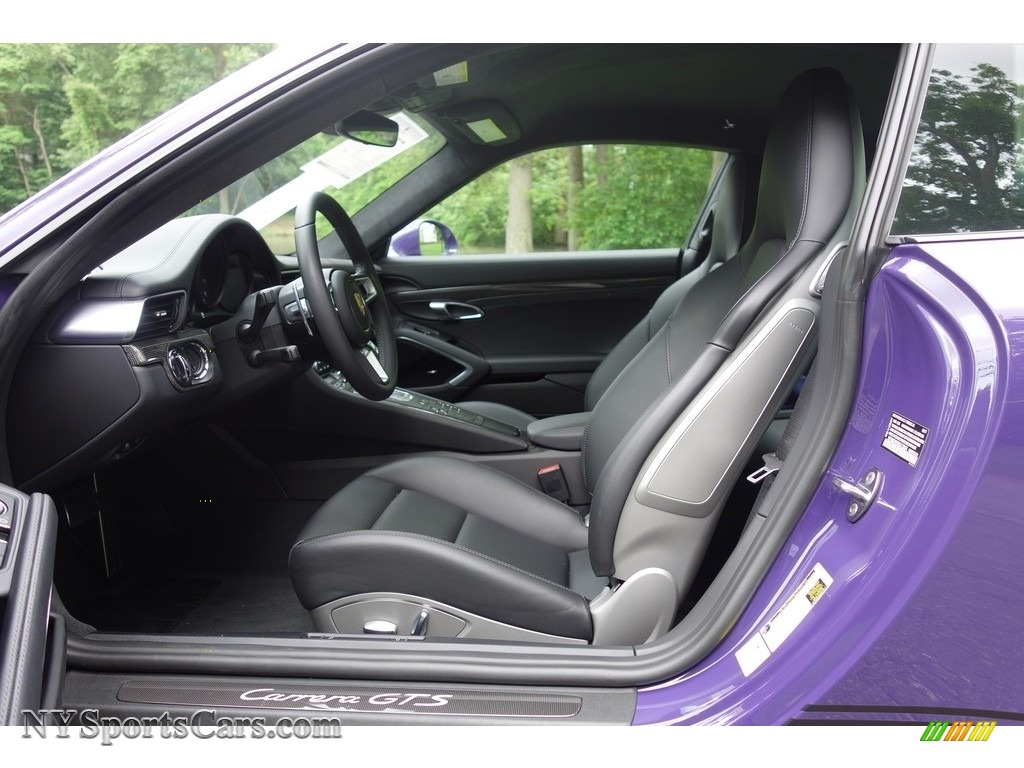 2017 911 Carrera GTS Coupe - Ultraviolet / Black photo #12