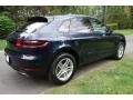 Porsche Macan  Night Blue Metallic photo #6