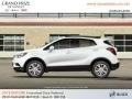 Buick Encore Preferred Summit White photo #2