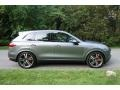 Porsche Cayenne Turbo Meteor Grey Metallic photo #7