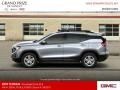 GMC Terrain SLE AWD Satin Steel Metallic photo #2